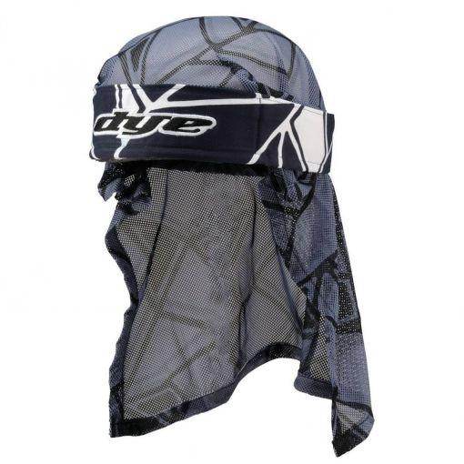 DYE Head Wrap - Infused Navy/Black/Grey