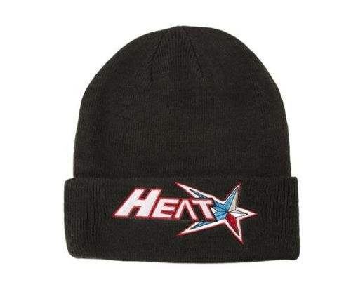 HK Houston Heat Tracer Beanie - Black