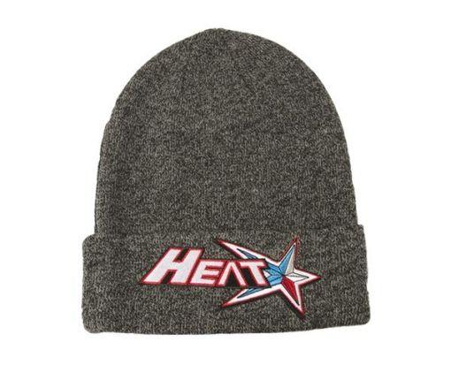 HK Houston Heat Tracer Beanie - Grey