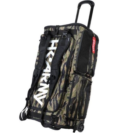 Hk Army Expand Roller Gear Bag - Tigerstripe