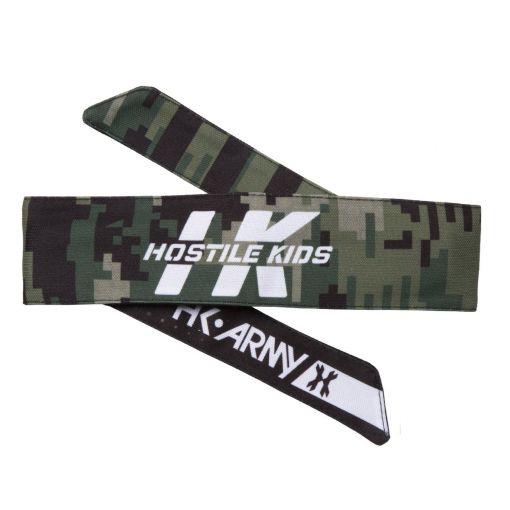 HK Headband - Cyber Cam Woodland