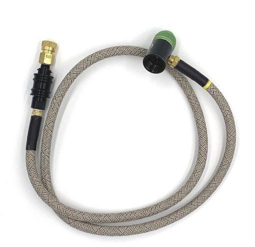 Amped Custom High Pressure Remote Line - Sand