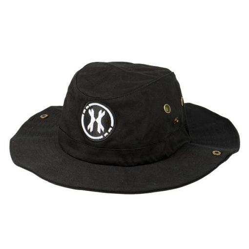 HK Army Bucket Hat - Icon Black