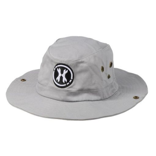 HK Army Bucket Hat - Icon Grey