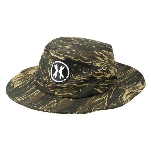 HK Army Bucket Hat - Icon Tigerstripe