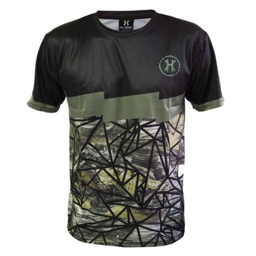 HK DryFit - Bolt Black/Camo