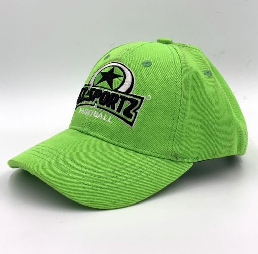 GI Sportz Cap - Lime Green (ex. display)