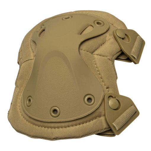 Valken V Tactical Knee Pads-Desert Tan
