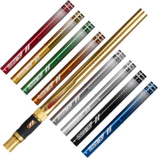 HK Army LAZR Barrel Kit - Coloured Inserts - Gold