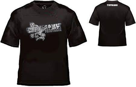 Tippmann T-Shirt Logo2 - Black