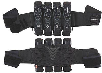 DYE Assault Pack 4+5 - Black