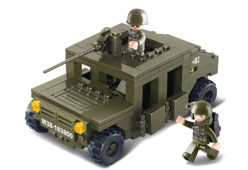 Sluban Army - Armoured Car