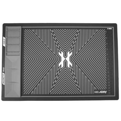 HK Army MagMat - Magnetic Tech Mat - Black/Grey