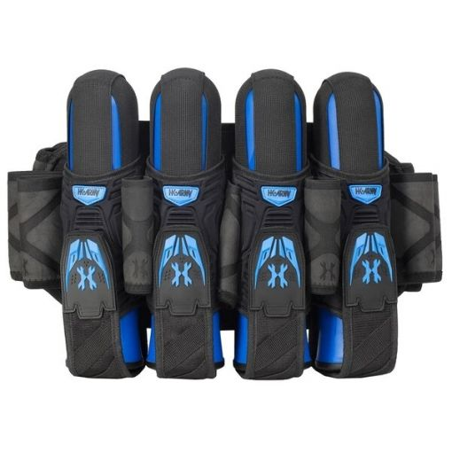 HK Army Magtek Harness 4 + 3 - Blue