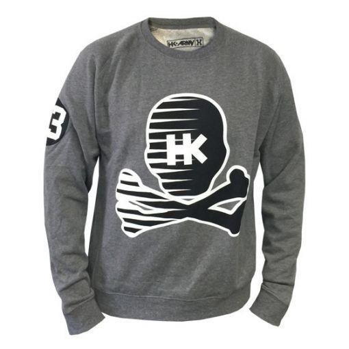 Hk Army Warped Crewneck Sweater