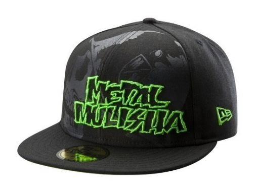 Rockstar Grudge New Era FItted Hat