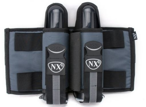 NXE Elevation Series Harness 2+1+2 Grey (Ex Display)