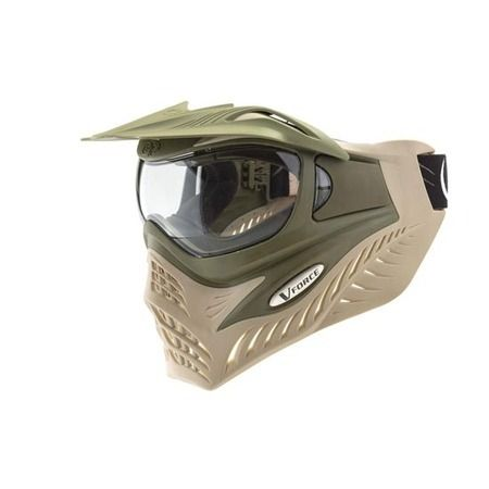 Vforce Grill Goggle - Olive/Tan