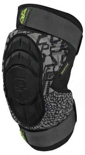 Eclipse HD Core Knee Pads - Fantm Black