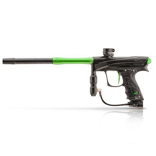 DYE Rize CZR - Black/Green