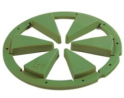 Exalt Rotor Feedgate - Olive