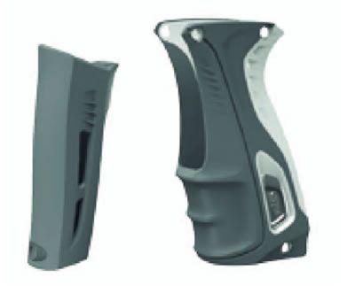 Shocker RSX Grip Colour Kit - Grey
