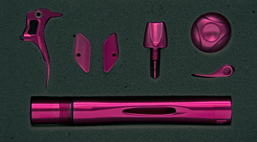Shocker RSX Accent Kit - Pink