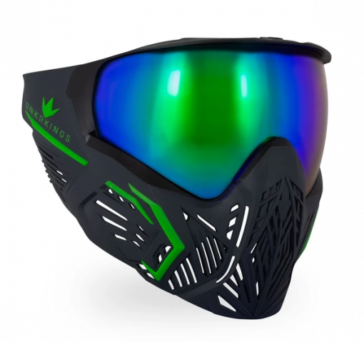 Bunkerkings CMD Goggle - Black Acid