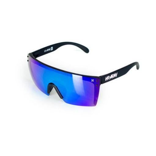 HK Army Showtime Sunglasses - Black/Purple