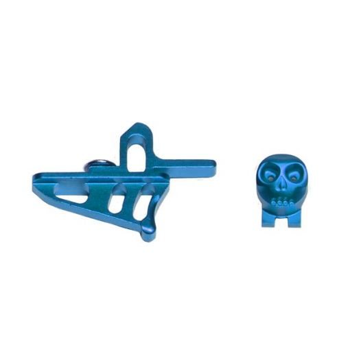 HK Army Skeleton Rotor / LT-R Power Button + Release Trigger - Blue