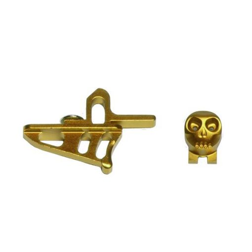 HK Army Skeleton Rotor / LT-R Power Button + Release Trigger - Gold