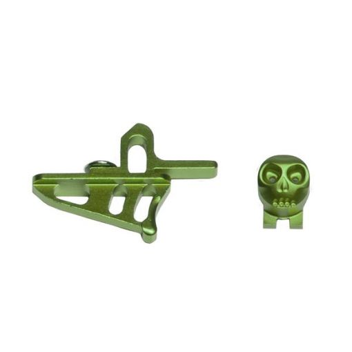HK Army Skeleton Rotor / LT-R Power Button + Release Trigger - Neon Green