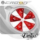 Virtue Rotor Crown SF - Red