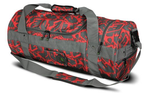 Eclipse Holdall - Fighter Red