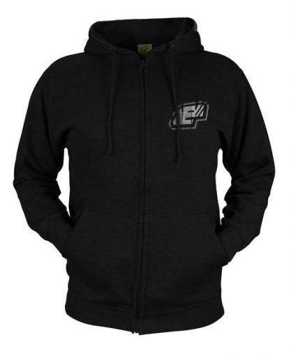 Eclipse Terminal Zip Hoody - Black