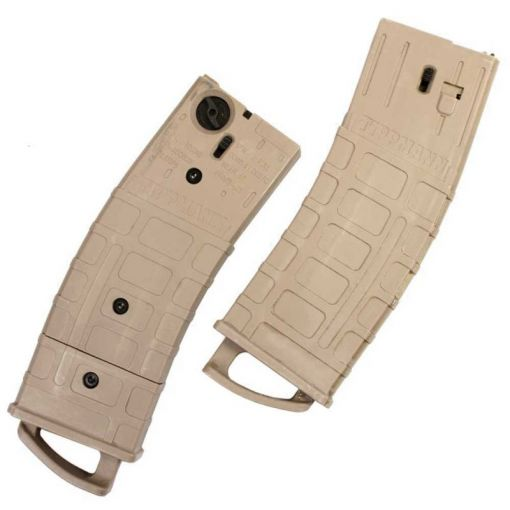 Tippmann TMC Magazine - 2 Pack - Tan
