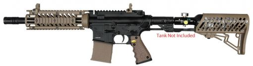 Tippmann TMC With Air Thru Stock - Tan
