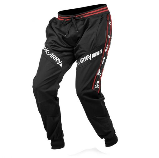 HK Army TRK Jogger Pants - Red Skull