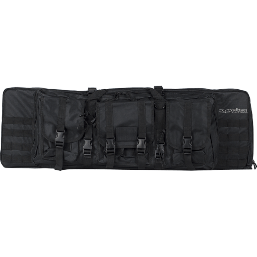 Valken V Tactical Double Rifle Tactical-36 Gun Case-Black
