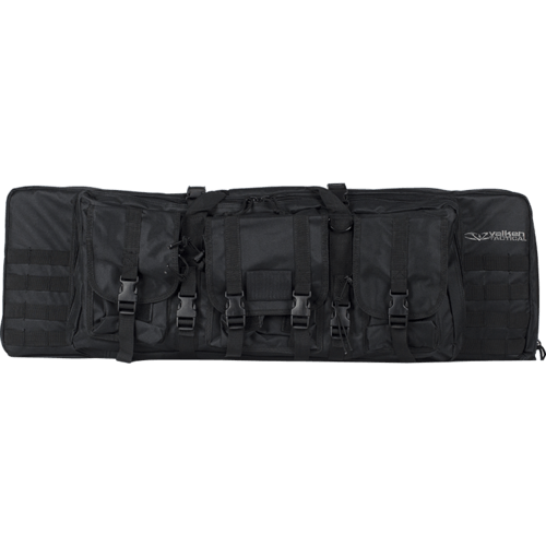 Valken V Tactical Double Rifle Tactical-42 Gun Case-Black