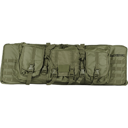 Valken V Tactical Double Rifle Tactical-42 Gun Case-Green