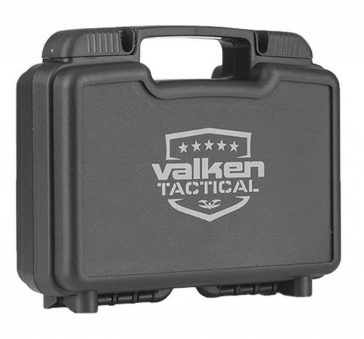 Valken Airsoft Tactical 2 Pistol Case with Foam 14""