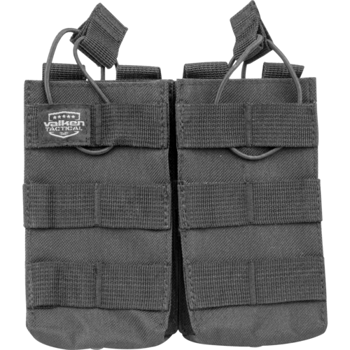Valken V Tactical Magazine Pouch AR Double-Black
