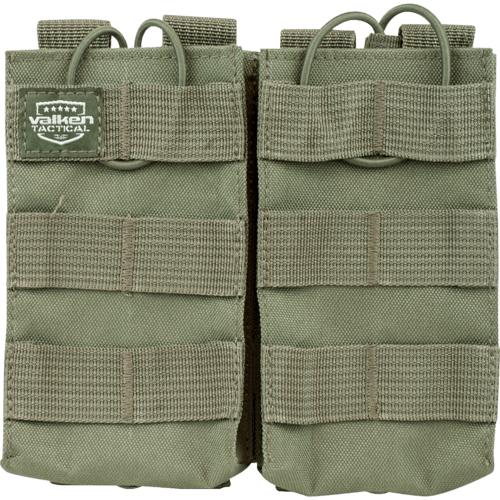 Valken V Tactical Magazine Pouch AR Double-Green