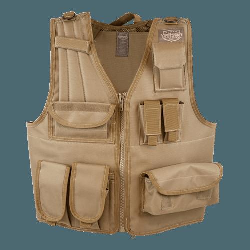 Valken Tactical Vest-Tan