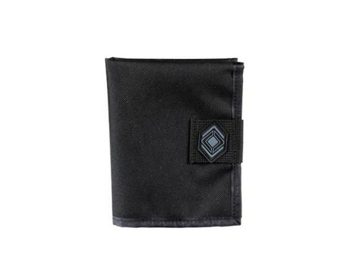 """Nxe Extraktion """"Chart"""" Map Reader Pouch - Black"""