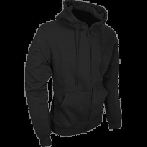 Viper Tactical Zipped Hoodie - Black