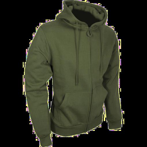 Viper Tactical Zipped Hoodie - Green