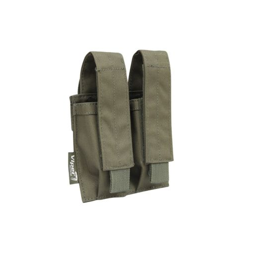 Viper Modular Double Pistol Mag Pouch - Green