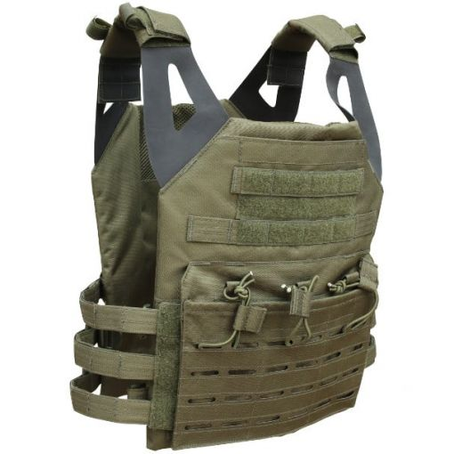 Viper Special Ops Plate Carrier Green